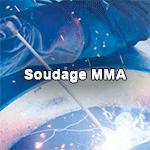 saf fro soudage mma